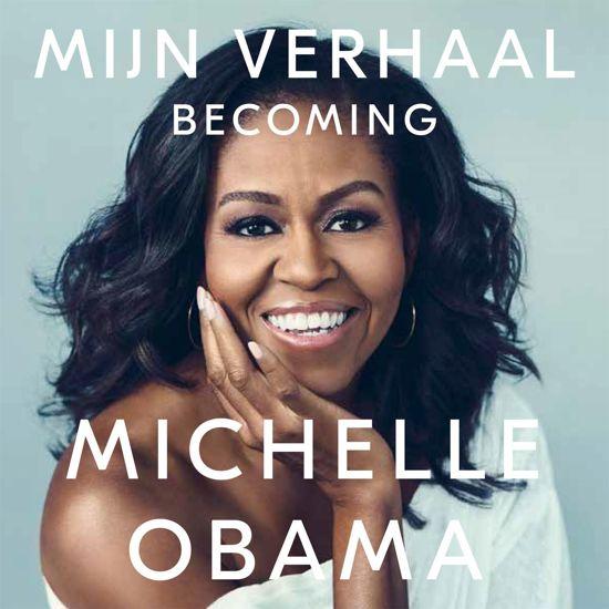 Boek cover Mijn verhaal van Michelle Obama (Onbekend)