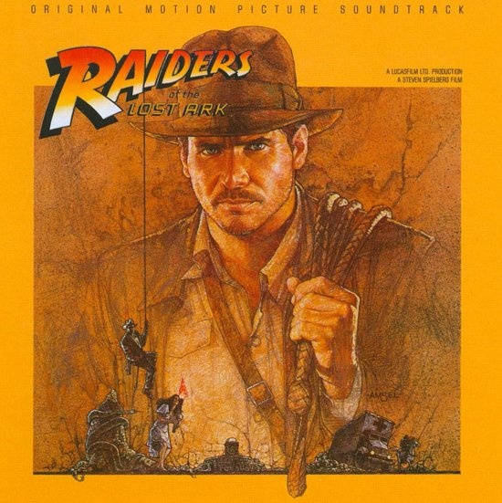 Indiana Jones And The  Raiders Of The Lost Ark / John Williams