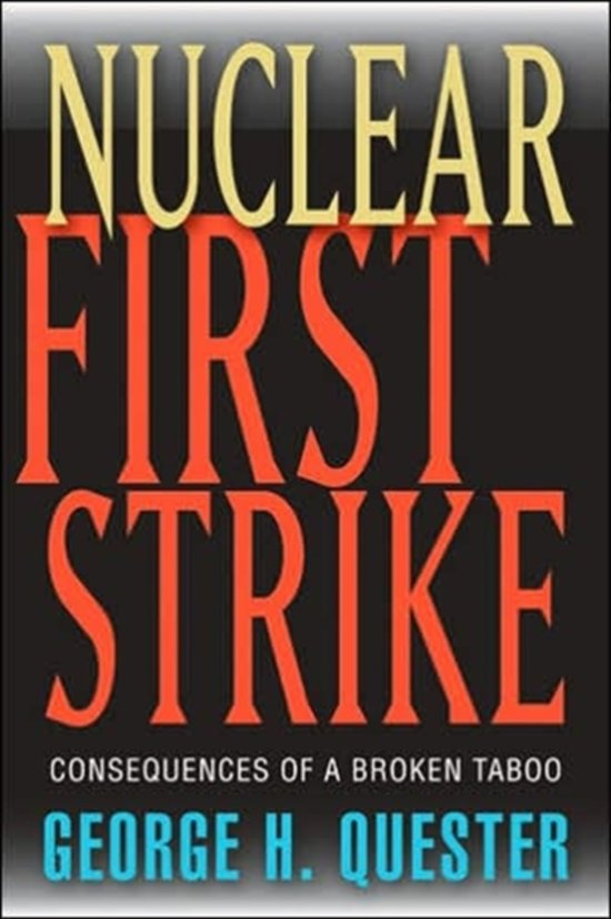 Nuclear First Strike