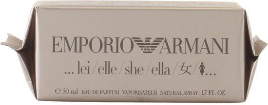 MULTI BUNDEL 2 stuks EMPORIO ELLA eau de parfum spray 50 ml