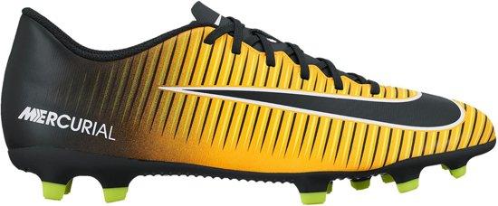 Nike - Vortex Mercurial Iii Soccer Jr - Unisexe - Chaussures - Bleu - 35,5