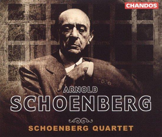 Schoenberg: Complete Works for Strings / Schoenberg Quartet et al