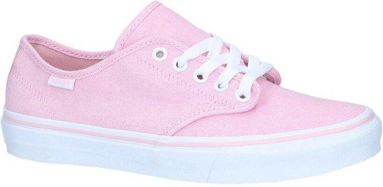 b7429f4f218 Vans Camden Stripe Sneakers Dames - Maat 39 - (Summer Canvas) Chalk Pink
