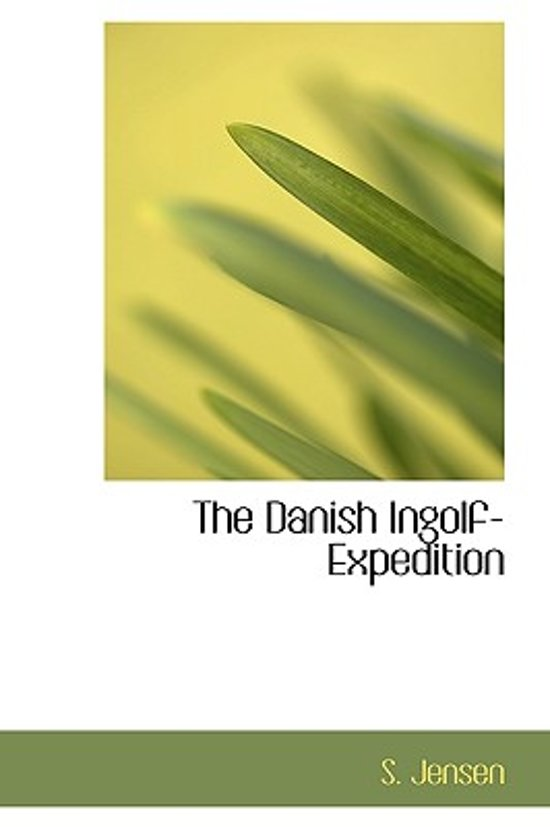 The Danish Ingolf-Expedition