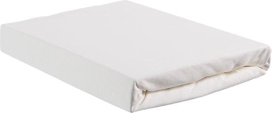 Beddinghouse - Jersey - Topper Hoeslaken - 180 x 200/220 cm - Wit