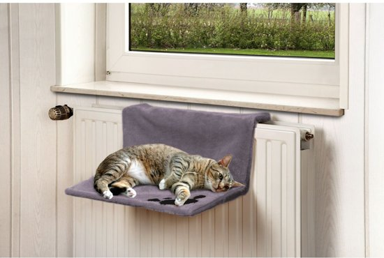 Flamingo - Kattenmand Kitty Siesta Verwarmingsbed