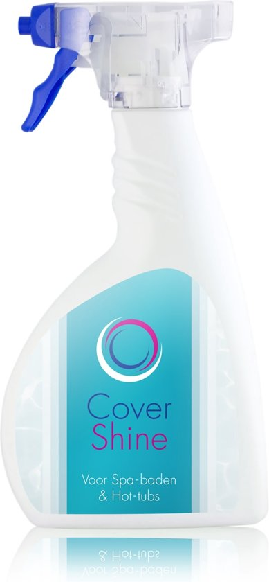 Finsuola Spa Cover Shine spray