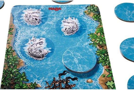 Haba - Spel - Vlucht uit de piratenbaai - 5+