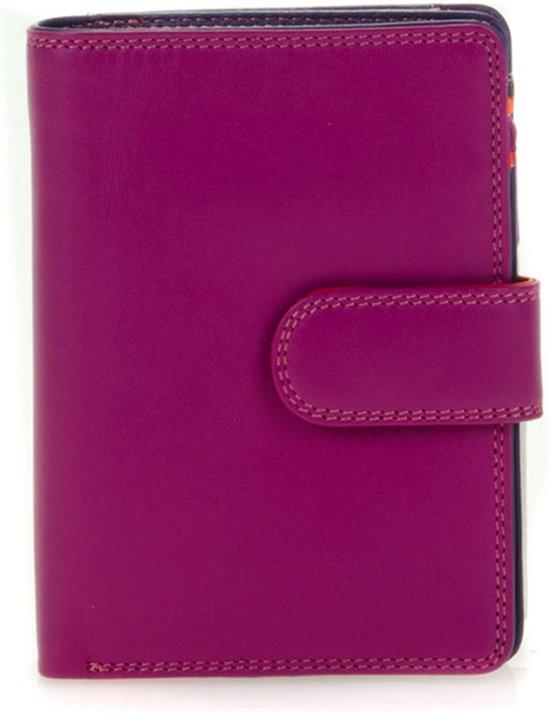 961783413b8 Mywalit Medium Snap Wallet Portemonnee Sangria Multi