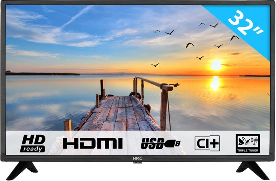 HKC 32F1D-EU - HD Ready TV