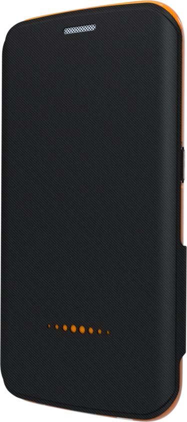 GEAR4 Black Bookcase - Samsung Galaxy S6 Edge Hoesje - Zwart