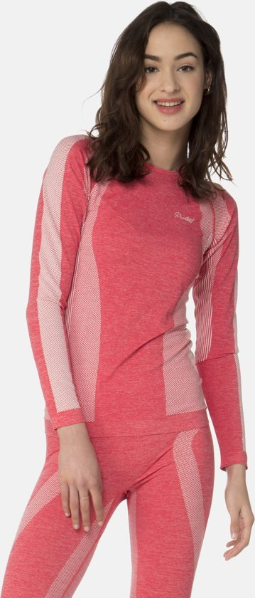 Pinkm Christie Dames Protest Thermo l Top Fluor F1JlKcT