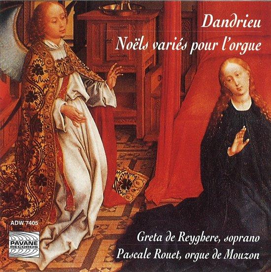 Noels Varies Pour L'Orgue