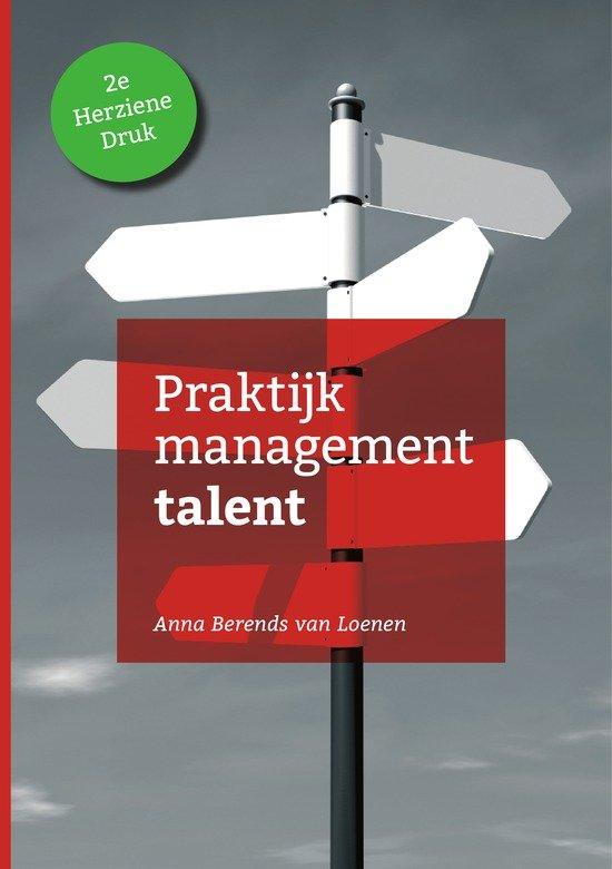 Praktijkmanagement talent