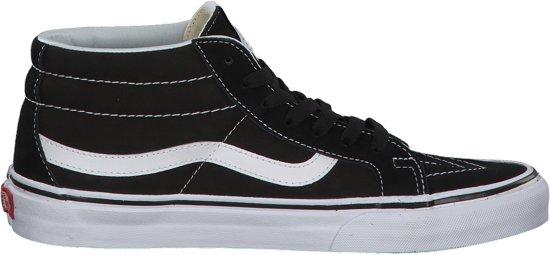3db80687046 bol.com | Vans SK8-Mid Reissue Sneakers Unisex - Black/True White