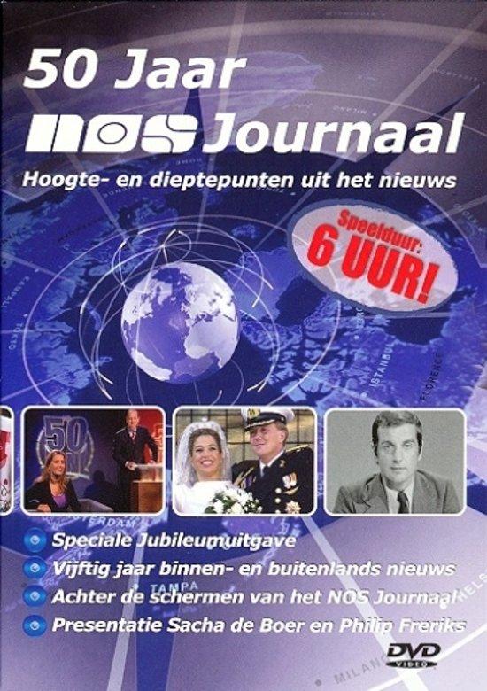 nos journaal 50 jaar bol.| 50 Jaar NOS journaal (2DVD) (Dvd) | Dvd's nos journaal 50 jaar