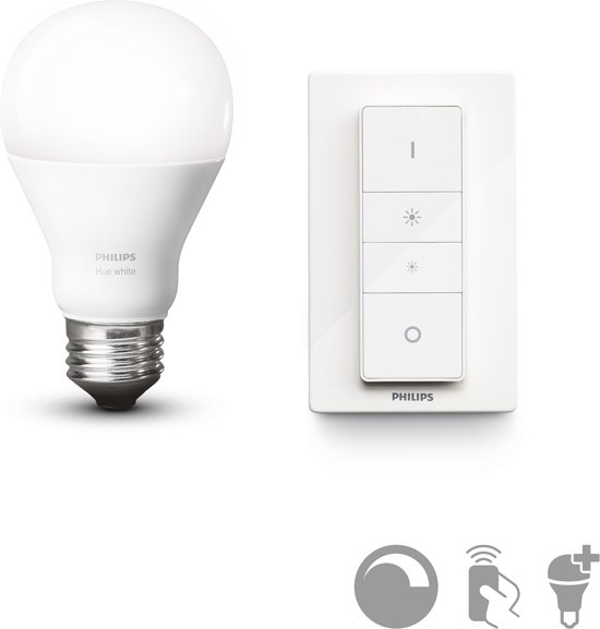 Philips Hue White - DIM kit - E27
