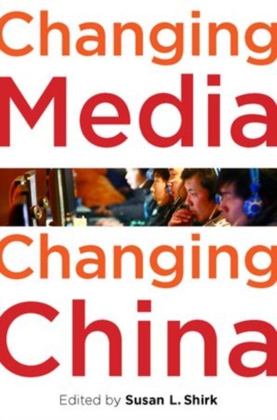 changing media changing china