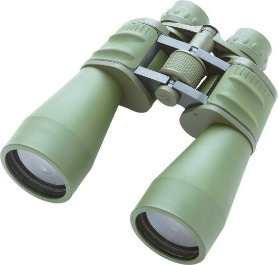 MacGyver - Verrekijker zoom 10 - 30 x 60 kijker - Incl. schouderriem en tasje - Ook voor brildragers - 3 jaar garantie