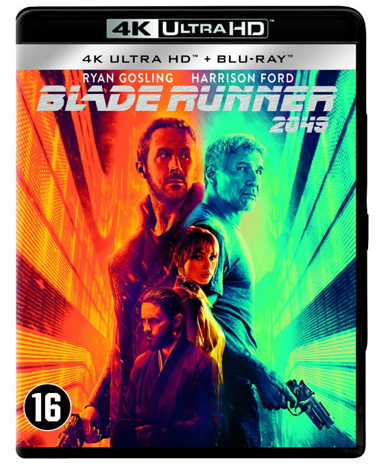 Blade Runner 2049 (4K Ultra HD Blu-ray)