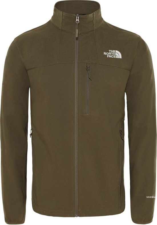 Taupe Nimble Green Jas Face Heren Jacket North The New qHAw0zS1
