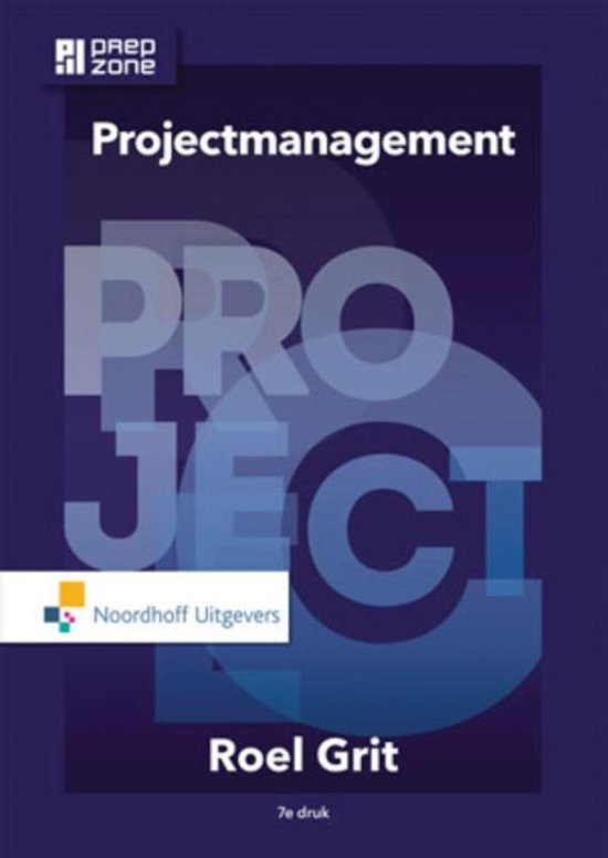 Projectmanagement incl. toegang tot Prepzone