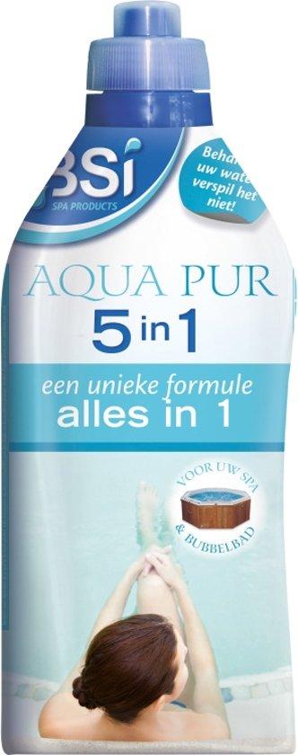 Aqua pur 5-in-1 - voor kraakhelder en zacht water