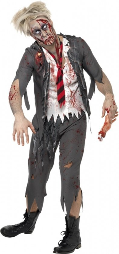 Magnifiek Zombie Kostuum Zelf Maken QN29 | Belbin.Info &OI99