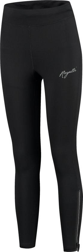 Rogelli Running Tight Long  Hardloopbroek - Maat XL  - Vrouwen - zwart