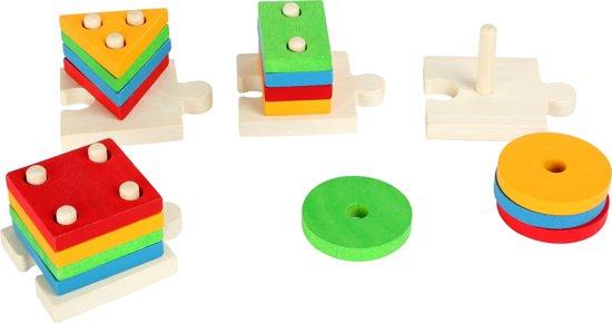 Puzzel spel 28 x 7 x 5,5 cm