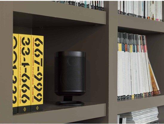 Flexson Sonos One/Play:1 Tafelstandaard zwart