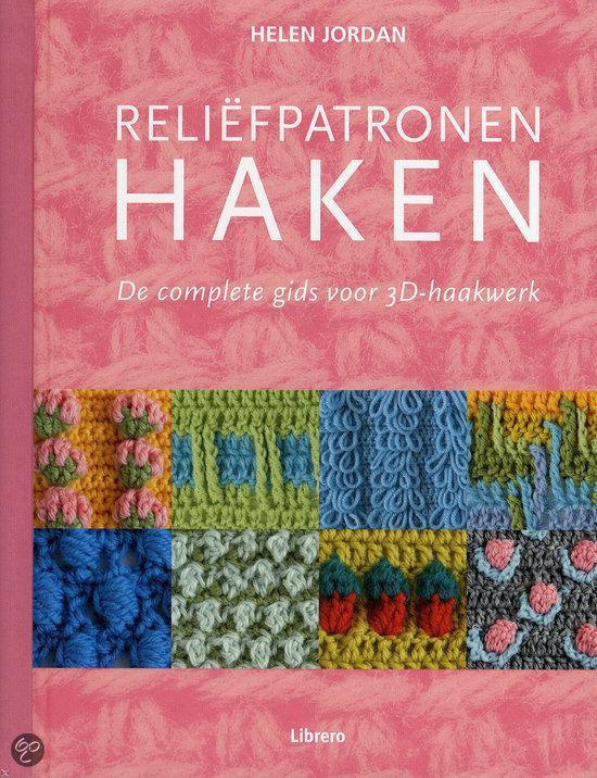 Bolcom Reliefpatronen Haken Helen Jordan 9789057645686 Boeken