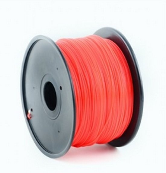 Gembird3 3DP-PLA1.75-01-R - Filament PLA, 1.75 mm, rood