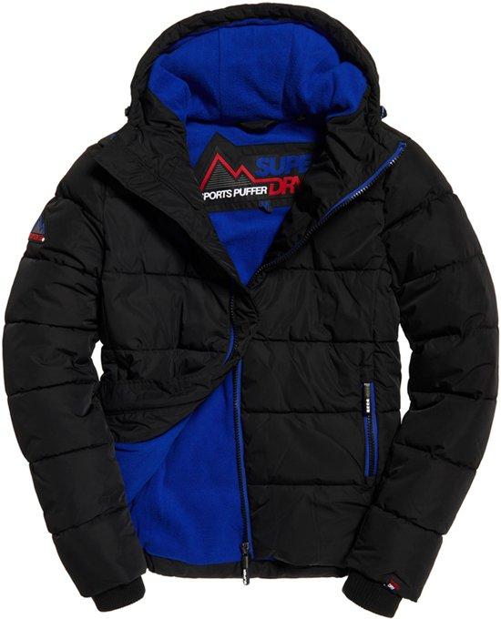Winterjas Heren M.Bol Com Superdry Sports Puffer Winterjas Heren Jas Maat M