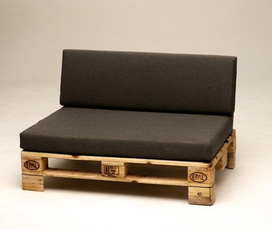 Leuk Lounge Bankje.Soflex Lite Loungebank Palletbank Pallet Tuinmeubel