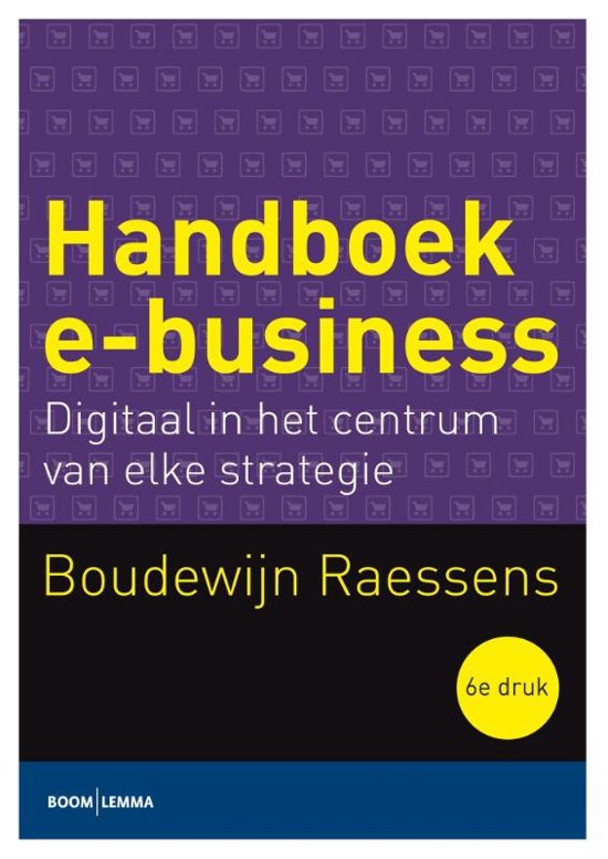 Handboek e business