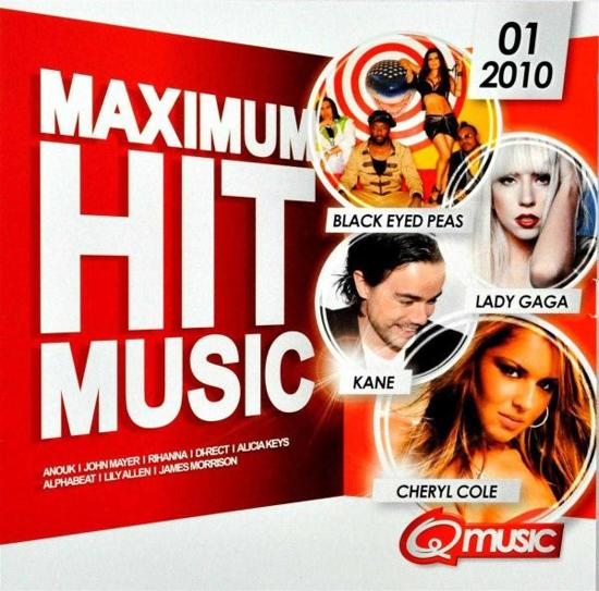 Maximum Hit Music 2010 (Q-Music)