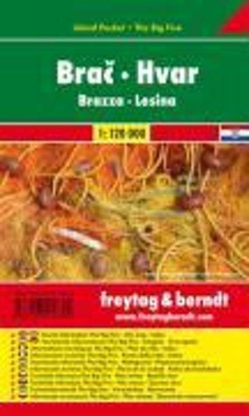 FB Brač • Hvar - Freytag-Berndt pdf epub