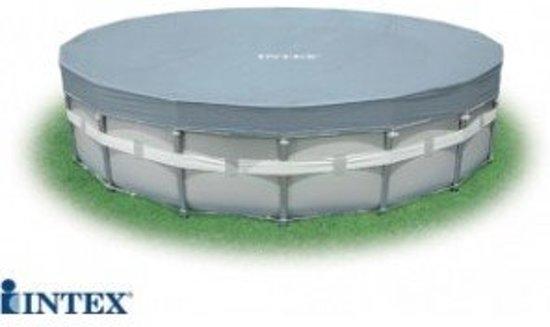 Intex Afdekzeil Deluxe - 488 Cm