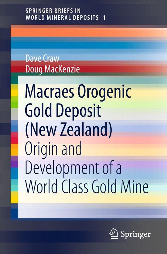 Macraes Orogenic Gold Deposit (New Zealand)