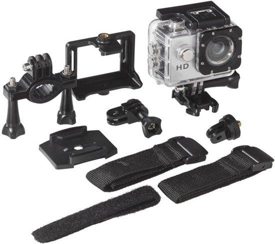 Action pro 1080p camera ultra hd waterproof sportcamera zwart