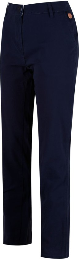 Regatta Querina Chino Outdoorbroek - Dames - Blauw