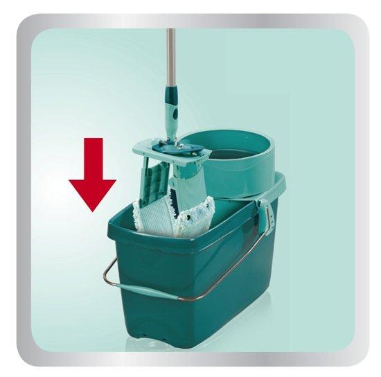 Leifheit Set Clean Twist System M - 33 cm - Click System