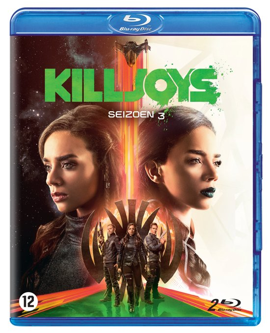 Killjoys - Seizoen 3 (Blu-ray)