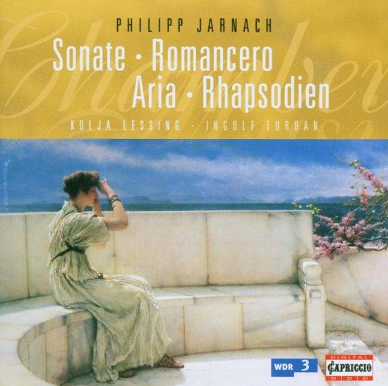 Jarnach: Works For Violin & Piano