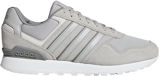 Adidas 10K sneakers heren grijs/wit