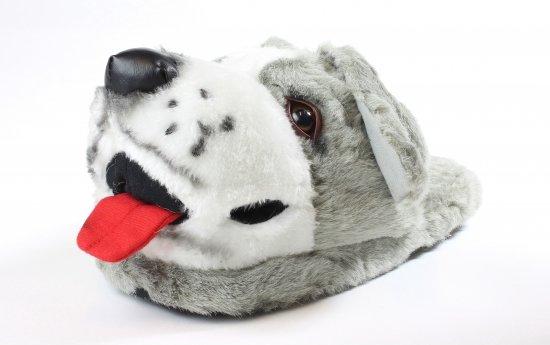 Kinder dieren instap sloffen hond Sm/md (34-38)