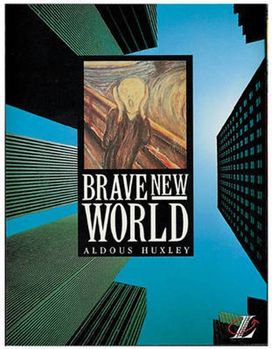 technology in aldous huxleys brave new world and the real world Huxley, aldous - brave new world - entertainment for the masses - jan m groth - pre-university paper - english - literature, works - publish your bachelor's or master's thesis, dissertation, term paper or essay.