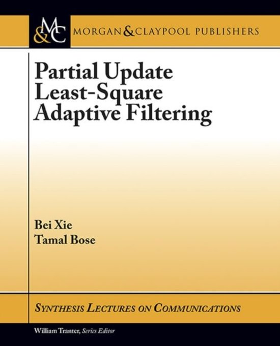 bol com | Partial Update Least-Square Adaptive Filtering