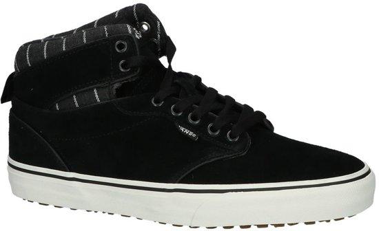 Vans Atwood Hi Mte Skate hoog Heren Maat 41 Zwart;Zwarte I28 (MTE) BlackMarshmallow